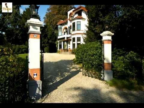 Tindalvilla 39 het mooiste huis van bussum 39 youtube - Kroonluchter pampille huis van de wereld ...