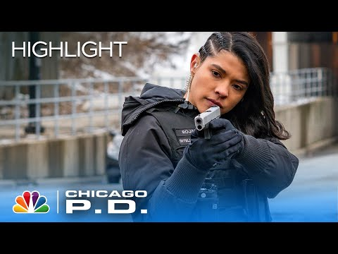 Voight And The Team Arrest A Friend Of Rojas' - Chicago PD