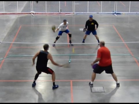 Mid-America Pickleball Tournament-MD 35+ BRONZE MEDAL Match-partial Austin/Findley v Long Jr/Powell