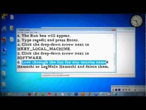 LogMeIn Hamachi Installation Error FIX 'Setup Has Ended Prematurely'