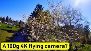 Review: X-UFO 85X 4K Cinewhoop drone