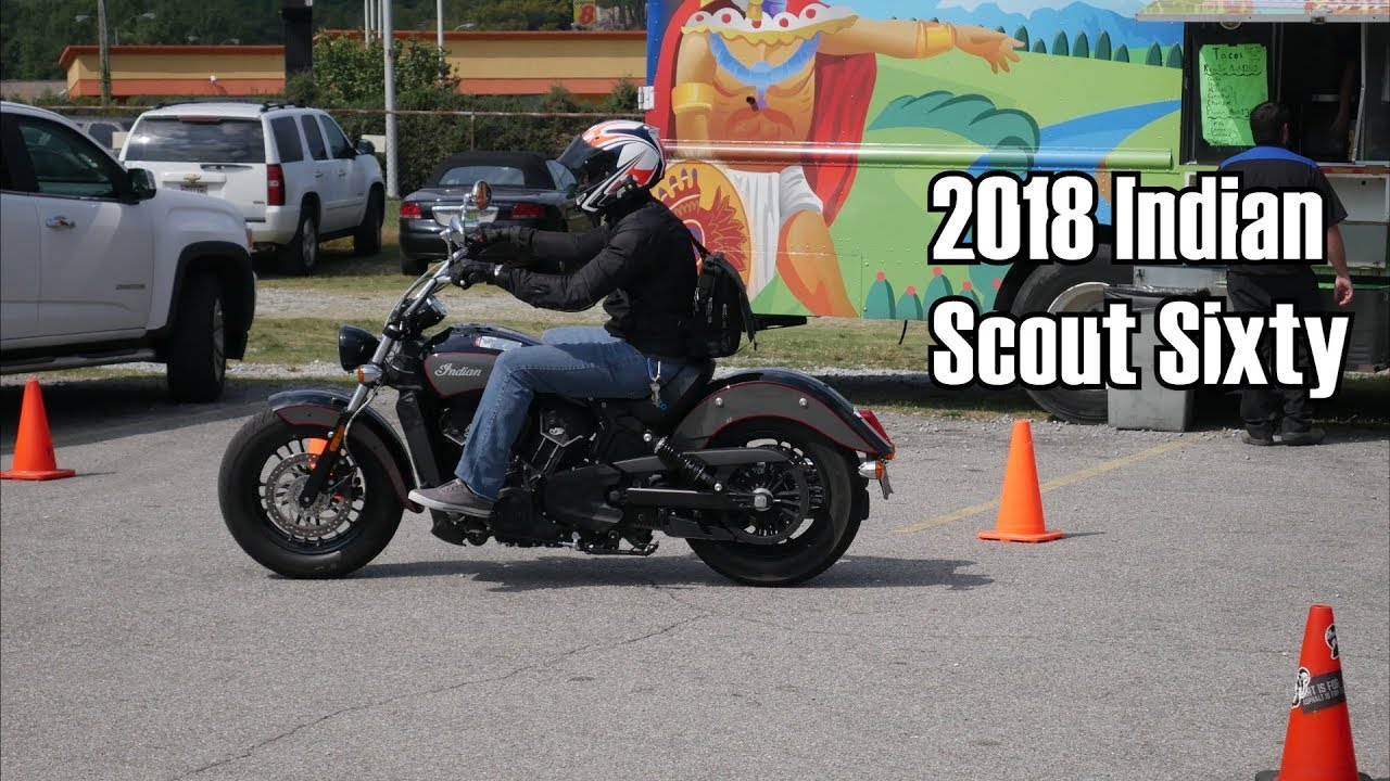 2018 indian scout sixty indian demo day youtube. Black Bedroom Furniture Sets. Home Design Ideas