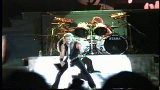 Metallica Kill em All/Ride The Lightning Medley Live 1994 Houston Texas