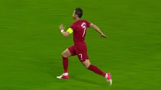 Cristiano Ronaldo Off the Ball Movement Analysis - One of His Most Unnoticed Qualities