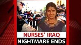 Indian nurse speak about the ISIS militants