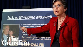 Ghislaine Maxwell Charged Over Role In Epstein Sexual Exploitation