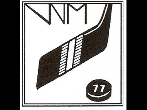 СССР - Canada 1977-04-24 НWC'77 group...