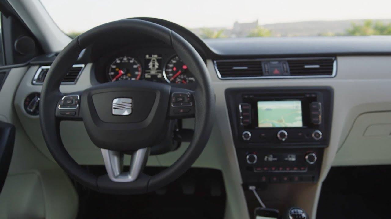 Seat Toledo 2013 - INTERIOR - YouTube