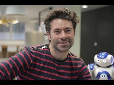 Découvrez SoftBank Robotics Europe avec Alexandre, Directeur Innovation Software