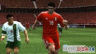 Wales vs. Indonesia | jmc Retro World Cup USA 14 | Winning Eleven: Pro Evolution Soccer 6 (PES 6)