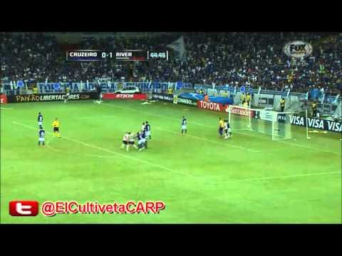 (Costa Febre Épico) Cruzeiro 0 vs River 3 - 4tos - Copa Libertadores 2015 - El Culti (C.A.R.P.)