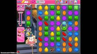 Candy Crush Saga Level 221 - No Boosters