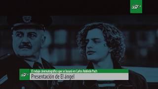 Presentación de El ángel, el rodaje cinematográfico que se basará en Carlos Robledo Puch