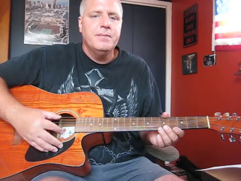 Dave the guitar guy - Sons Of Anarchy theme song - This Life