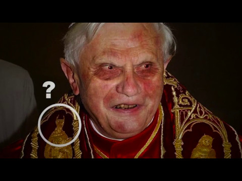 PART 4/4: THE VATICAN, REPTILIAN AND CERN CONNECTION EXPOSED