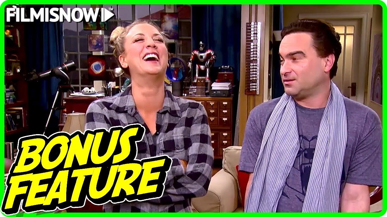 THE BIG BANG THEORY Season Finale | The Ever-Expanding Universe Featurette
