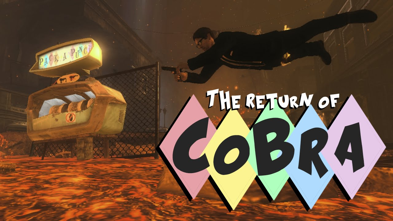 Download The Return of Cobra