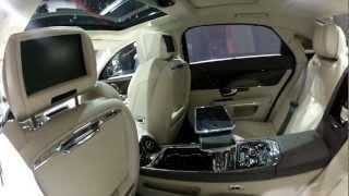 2013 jaguar xj ultimate interior  look
