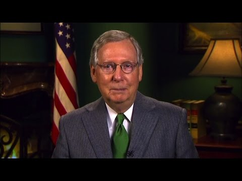 McConnell reviews Senate accomplishments in 2015
