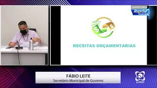 Audiência pública (Poder Executivo) 09/06/2020 - Elaboração leis orçamentárias 2021
