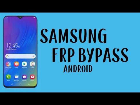 SAMSUNG Android 10 FRP Bypass New Method تخطي جوجل اكونت سامسونج اندرويد 10