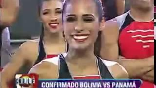 Calle 7 Bolivia - Confirmado: BOLIVIA vs PANAMÁ