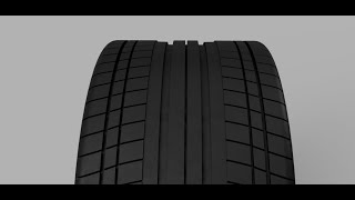 How to create car rim and tire  professionally - in fusion 360 part 2/2