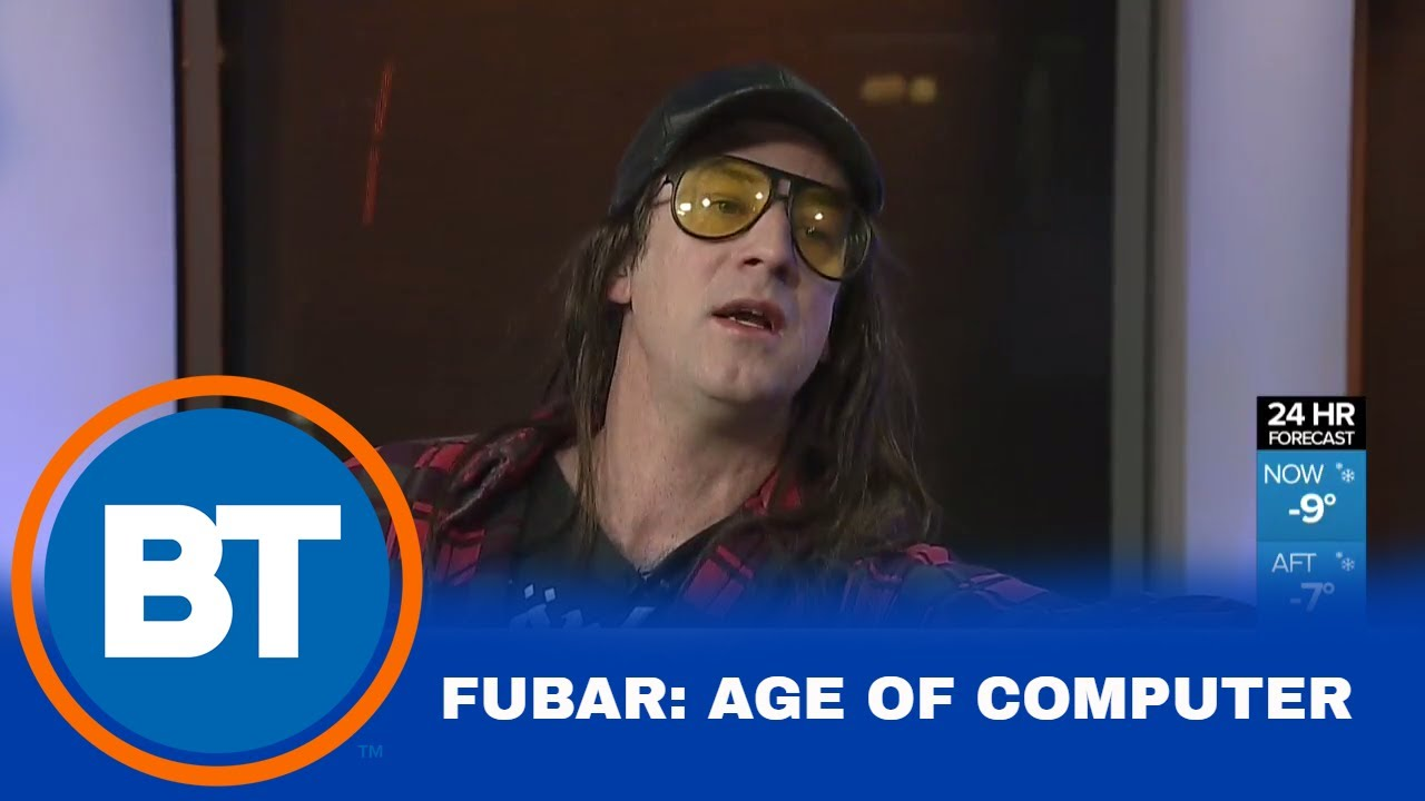 Terry from Fubar: Age of Computer