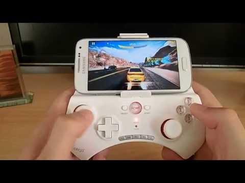 iPega PG-9025: Playing Asphalt 8, NOVA 3 and Pokemon Flora Sky - Bluetooth Game Controller Gamepad