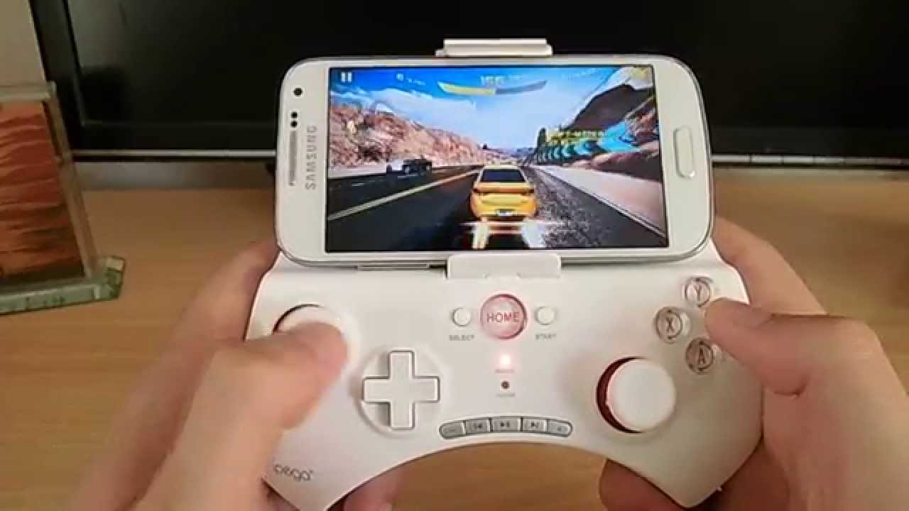 Ipega Pg 9025 Playing Asphalt 8 Nova 3 And Pokemon Flora Sky Mobile Wireless Gaming Controller Bluetooth 30 For Android Ios 9021 Black Game Gamepad Youtube