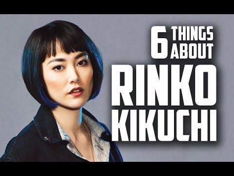 6 Things You May Not Know About Rinko Kikuchi