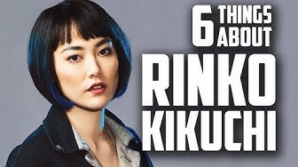 6 Things You May Not Know About Rinko Kikuchi