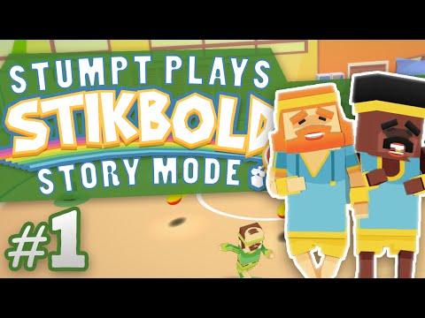 Stikbold! Story - #1 - Special Honey (Co-op Story Mode)