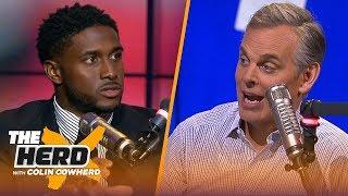 Reggie Bush gives advice to RBs entering NFL, talks Kyler, Raiders and Daniel Jones   NFL   THE HERD