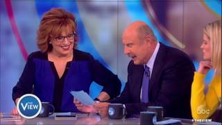 Dr. Phil Talks 'Cash Me Ousside' Meme, Narcissism and more | The View