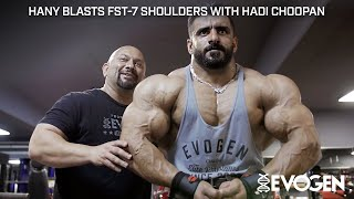 Hadi Choopan FST-7 Shoulders