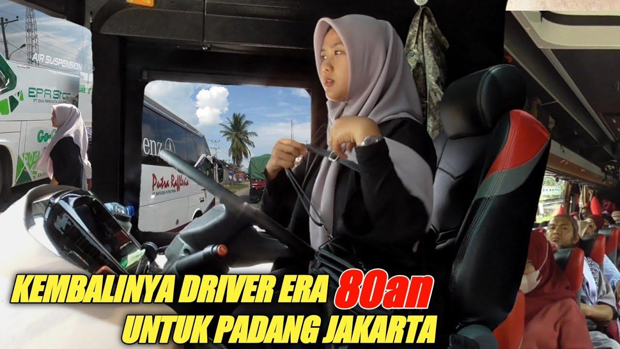 Download KEMBALINYA DRIVER ERA 80an UNTUK PADANG JAKARTA - ADA YANG KENA FRANK !!