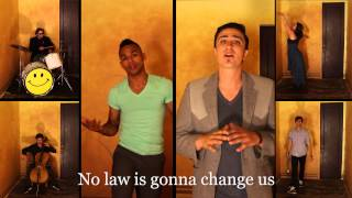'Same Love', an American Sign Language Cover by Body.Language.Productions and Brandon Kazen-Maddox