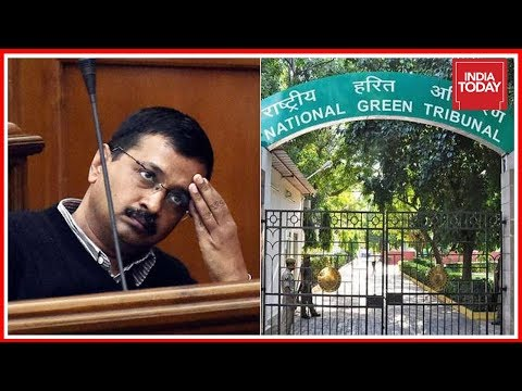 Green Court Slams Delhi Government For No Show At Odd-Even Hearing
