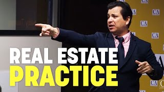 California Real Estate Practice: Training Session 1 of 15