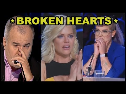 Top 3 DO NOT CRY - WOMAN EMOTIONAL On Got TALENT WORLDWIDE!
