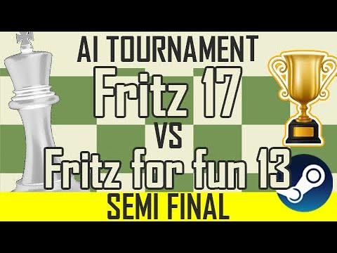 Fritz for Fun 13 vs Fritz 17 - ♔ Steam Chess AI Championship 2nd Semifinal ♔ |