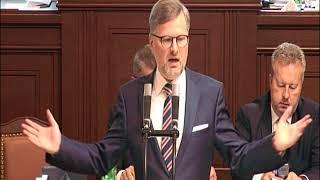 Petr Fiala: Budeme tvrdou opozicí