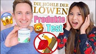 NEUE Produkte aus DIE HÖHLE DER LÖWEN enttäuschend?! Live Test | Mamiseelen