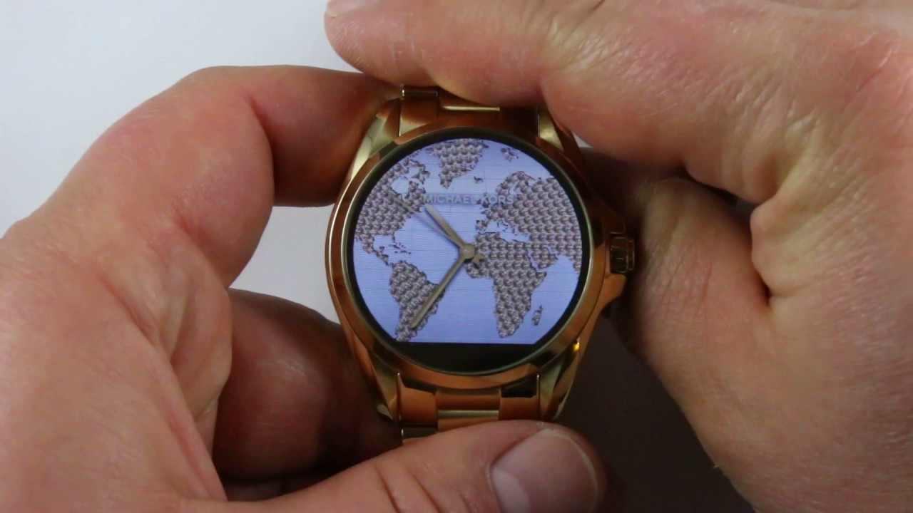 34e98e9630f5 Smartwatch Michael Kors MKT5001 Bradshaw - Zegarek MK Access - Otozegarki.pl