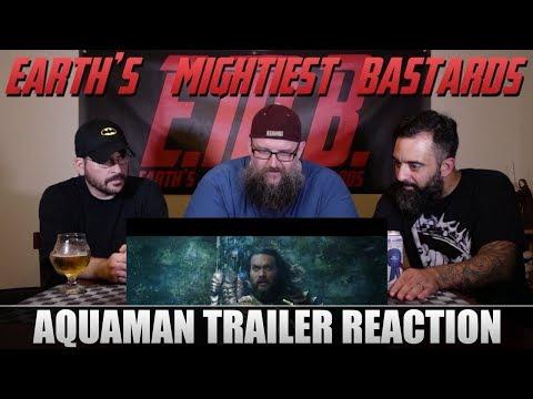 Trailer Reaction: Aquaman