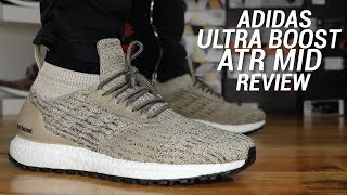 ADIDAS ULTRA BOOST ATR MID REVIEW - YouTube