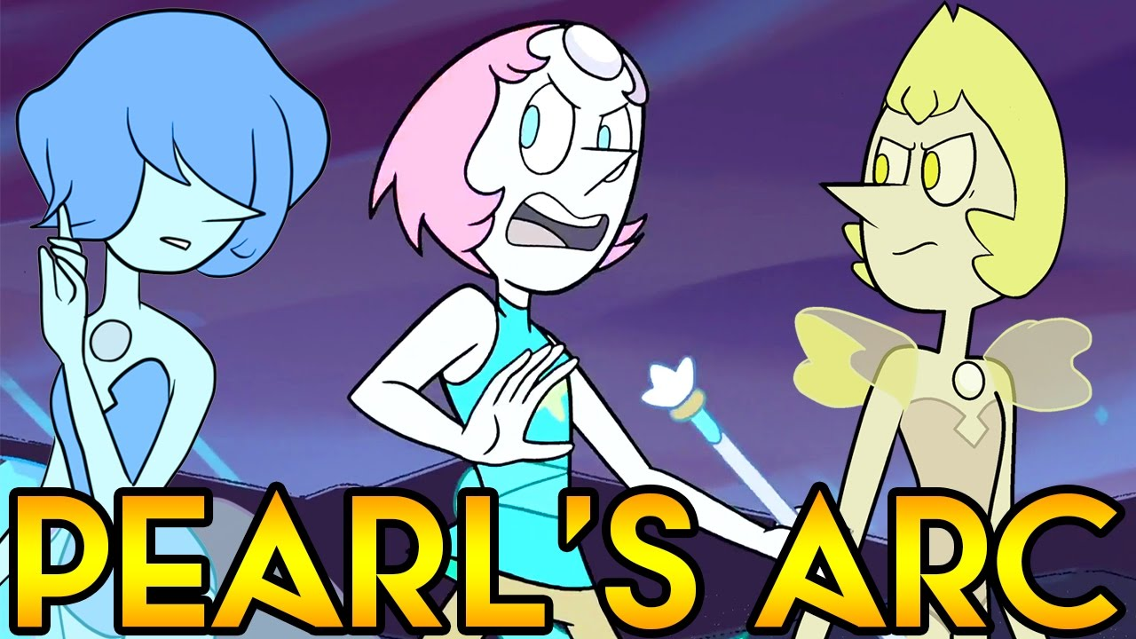 a character analysis of pearl an alien from the show steven universe Hello people, i know steven universe is in a rubber band universe ( when characters have no set height just to make things easier) but do we.
