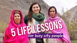What the Wakhi People Taught Me about Life