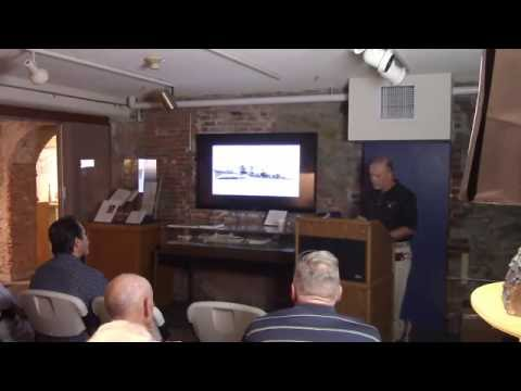 8 Bells Lecture | David Jourdan: USS Nautilus and the Battle of Midway